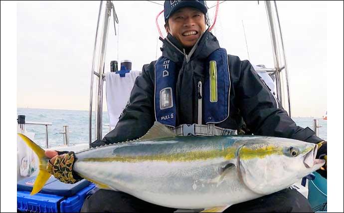 【三重・愛知】沖のルアー釣り最新釣果 青物狙いのジギングが上向き