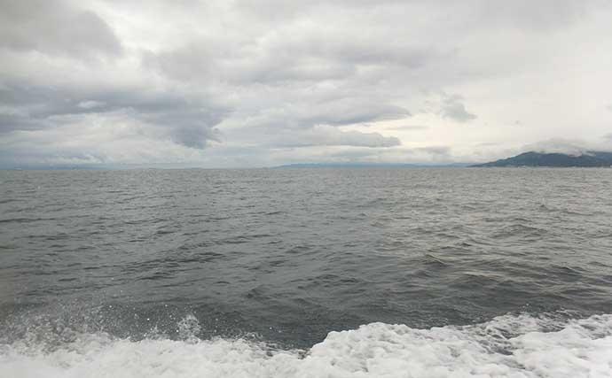 明石沖ジギングでブリ族6匹&サワラ御用 タチパターン開幕か【魚英】