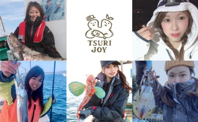 釣りする女性がキラリ!Instagram『#tsurijoy』ピックアップ vol.124