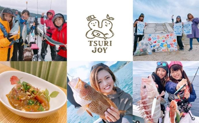 釣りする女性がキラリ!Instagram『#tsurijoy』ピックアップ vol.123