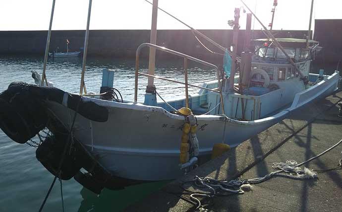 フカセ釣りでグレの数釣り堪能 秋磯シーズン本格化【和歌山・安指】