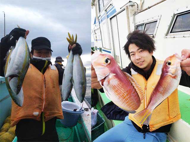 週末ナニ釣れた?沖釣り速報:アジ100尾超え釣果も【東京・神奈川】