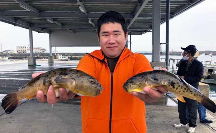 【愛知】沖釣り最新釣果 マダカにマダイにタチウオ好調で数釣り達成