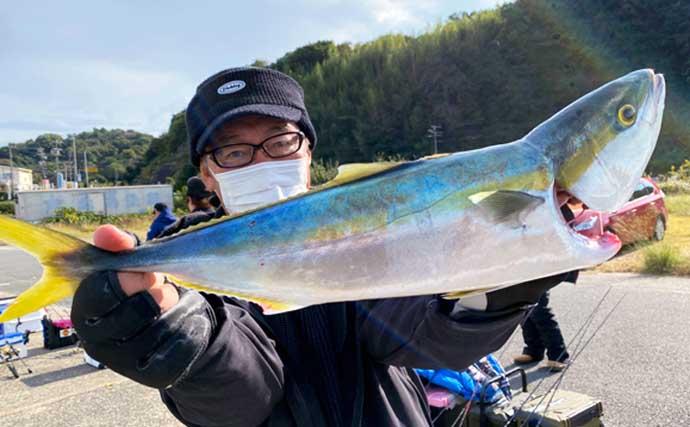 【愛知】沖のルアー釣り最新釣果 青物サイズアップで今後はブリに期待