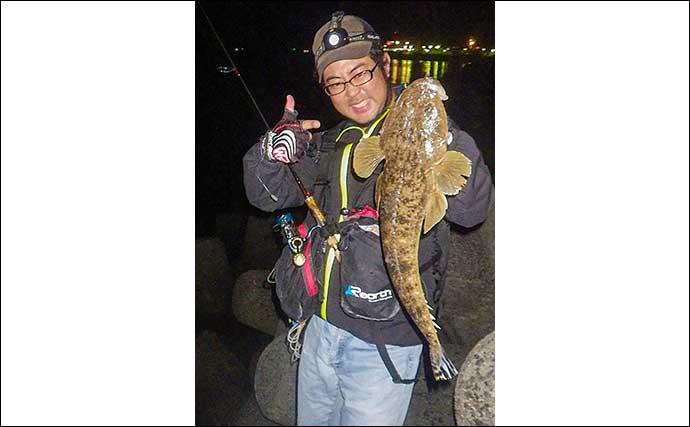 三重県でマゴチゲーム好調 3days釣行で55cm頭にバイト多発【霞ふ頭】