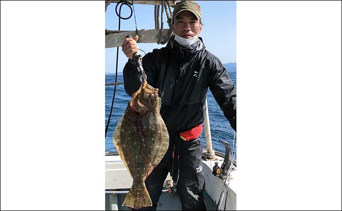 【福岡】沖のエサ釣り最新釣果 タカバにキントキにヒラメと高級魚三昧