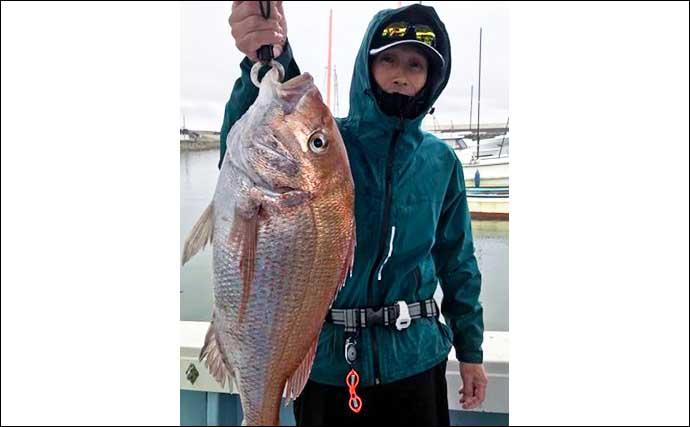 【大分・熊本】沖釣り最新釣果 指9.5本『神龍』級タチウオ浮上相次ぐ