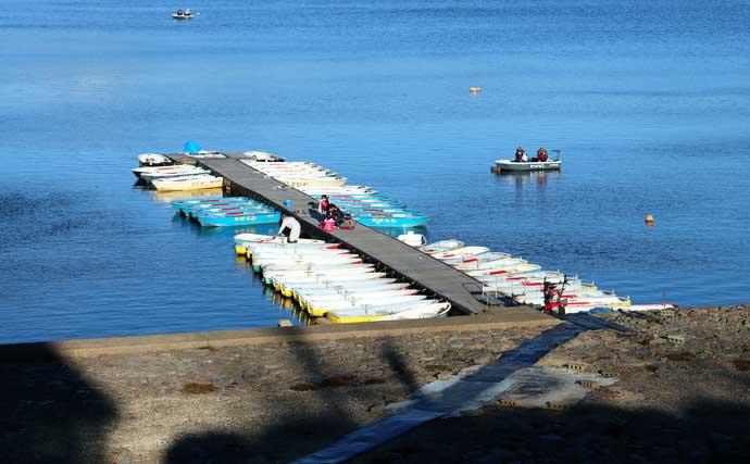 【東海2020】ボートワカサギ釣り初心者入門 『100匹超え』を目指そう