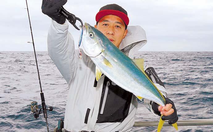 【2020】大注目の『SLJ』で外房&相模湾を攻略 秋冬は多彩釣果に期待