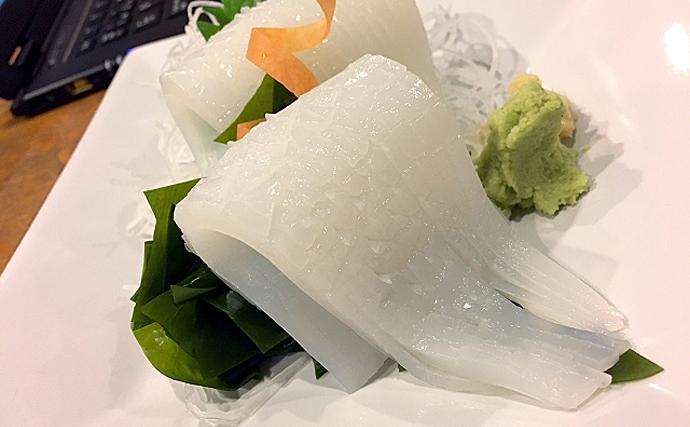 沖縄でアオリイカが豊漁 ご当地グルメ『墨汁』はインパクト強め?