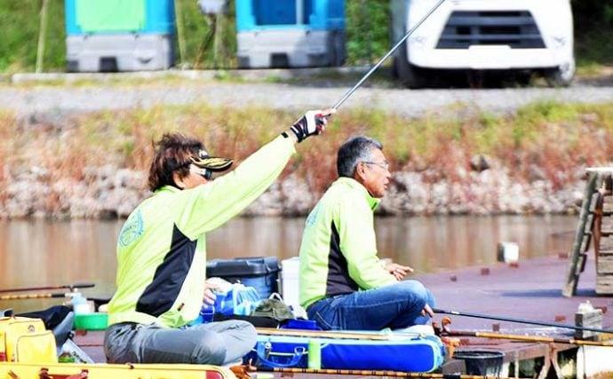 伊藤さとしのプライムフィッシング【新ベラをグルテンで釣ろう:第4回】