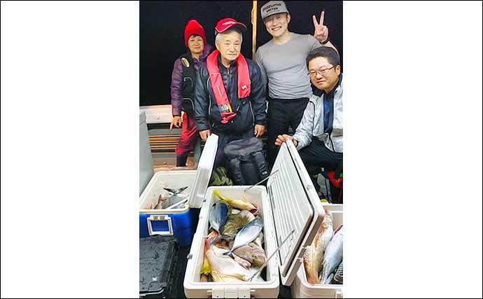 【福岡・佐賀】オフショアルアー最新釣果 キャスティングで21kgヒラマサ