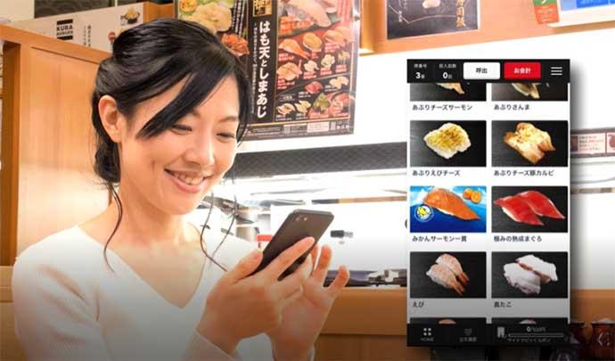 大手回転寿司店の10月度売上が軒並み好調 理由を「くら寿司」に取材