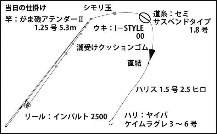 磯グレ釣り大会で71.2cm大型アオブダイ手中 他魚の部で優勝【和歌山】