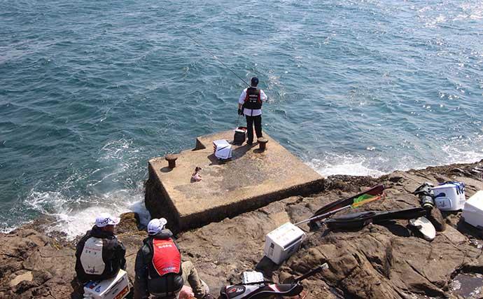 【和歌山2020】有名グレ釣り場『大引』 オススメ磯5選紹介