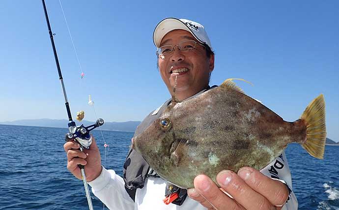 【関西2020】人気上昇中の船カワハギ釣り 初心者がしがちな失敗例5選