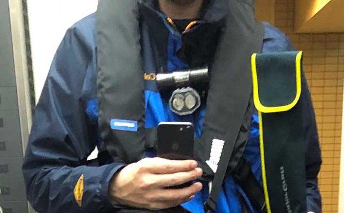 誰にでも起こり得る『落水体験』 「ライフジャケット」着用してますか?