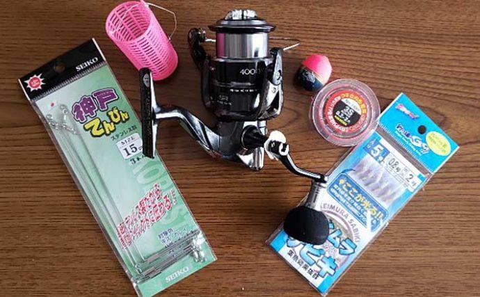 「シーバスタックル」流用術 堤防釣りの万能選手を使いこなそう