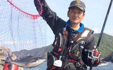 【三重2020冬】磯グレ好釣り場:古和浦の磯 大型寒グレ狙いにオススメ