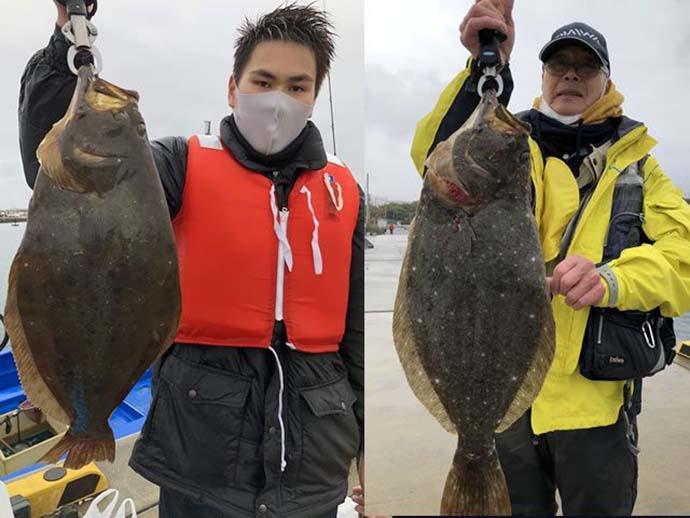 今日ナニ釣れた?沖釣り速報:茨城&外房のヒラメが好調継続【関東】