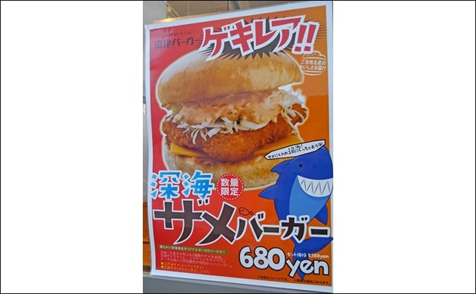 厄介者の『エイ』がB級グルメに 各地で「未利用魚バーガー」が流行中?