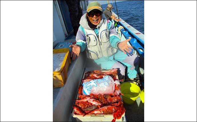 【愛知】沖釣り最新釣果 100匹狙える『船ハゼ』が初心者にもオススメ