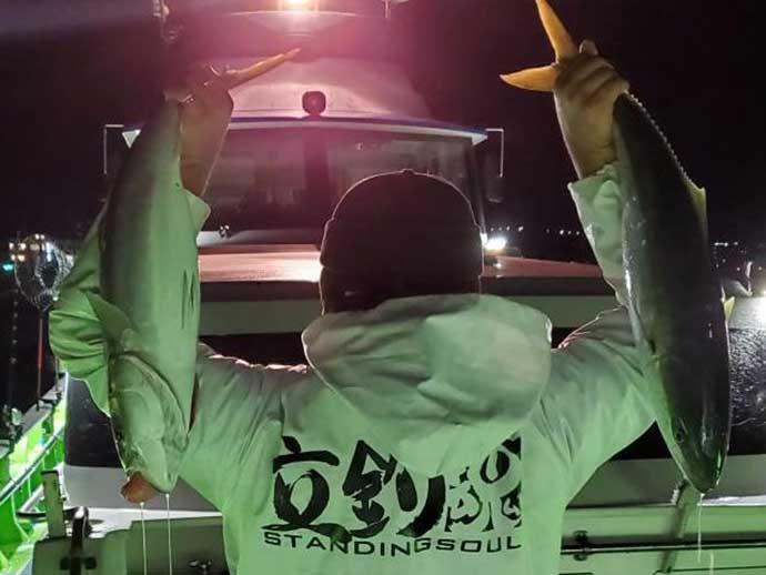 今週末ナニ釣る?沖釣り速報:茨城ヒラメ&静岡の『夜イカブリ』が白熱