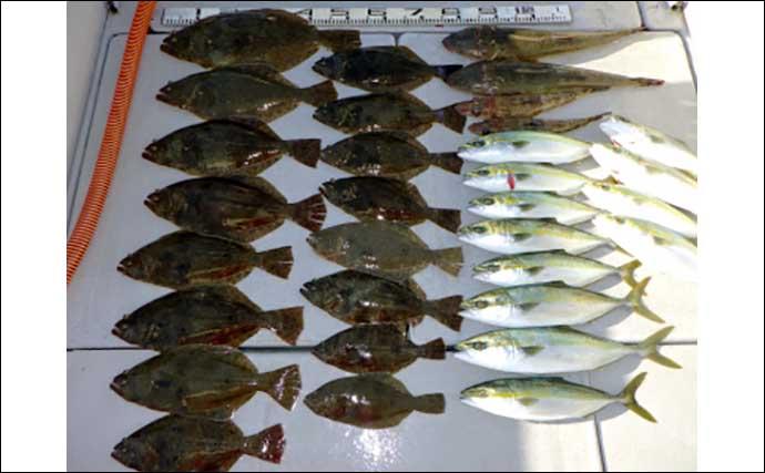 【三重・愛知】沖釣り最新釣果 泳がせ釣りで『メーター超』サワラ浮上