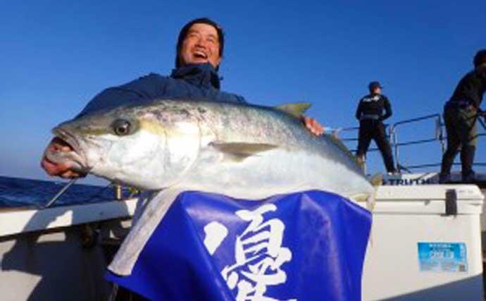 【福岡】オフショアルアー最新釣果 タイラバで船中マダイ59尾キャッチ