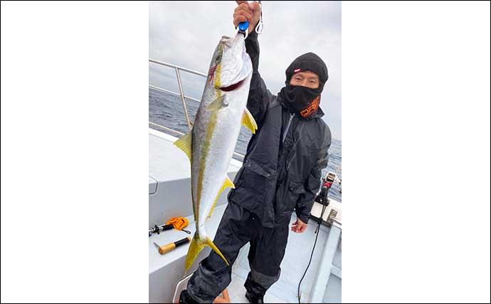 【玄界灘】落とし込み釣り最新釣果 105cm17kg巨大『クエ』浮上に驚愕