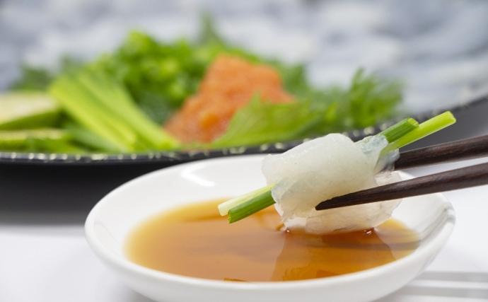 若狭湾の「敦賀ふぐ」水揚げが最盛期 「抜歯」で身が美味しくなる?