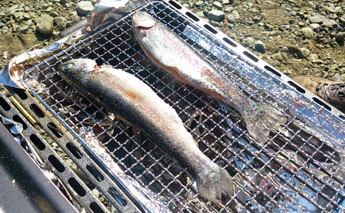 釣具店が勧める淡水釣り場:エリアトラウトを満喫【フィッシング相模屋】