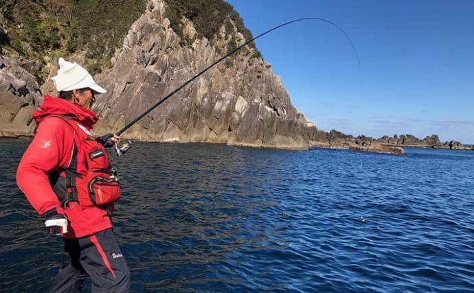 『磯フカセ』釣りステップアップ解説:「大型グレ」をバラさず取り込む
