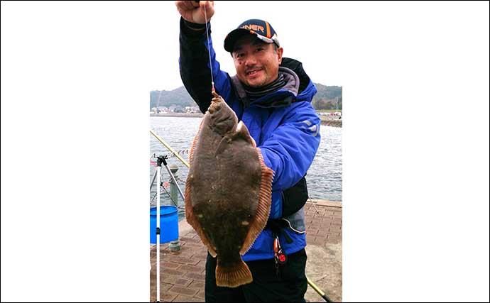 【関西2020-2021】年末年始のカレイ&アイナメ好釣り場5選