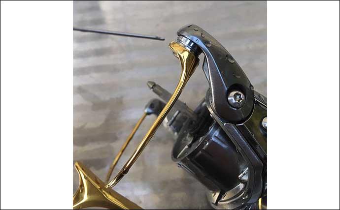 年に1度の釣り具大掃除:フカセ釣り スチーム洗浄機の使い道は?