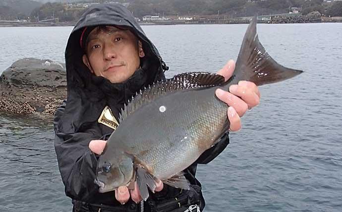 【関西2020】年末年始にオススメの釣り物5選 あなたは沖or陸?