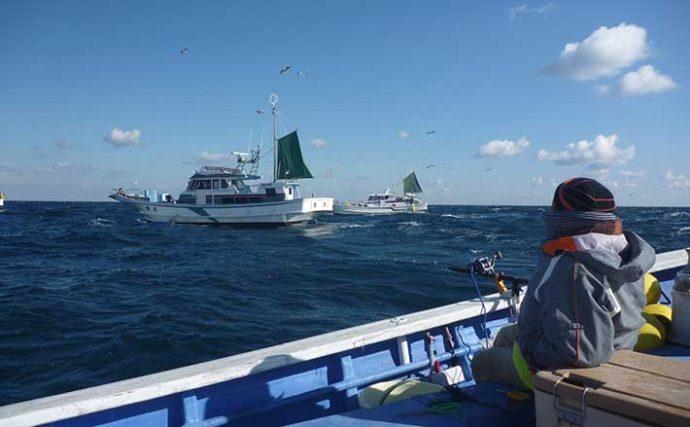 【関西2020-2021】年末年始は船釣りに行こう オススメターゲット5選