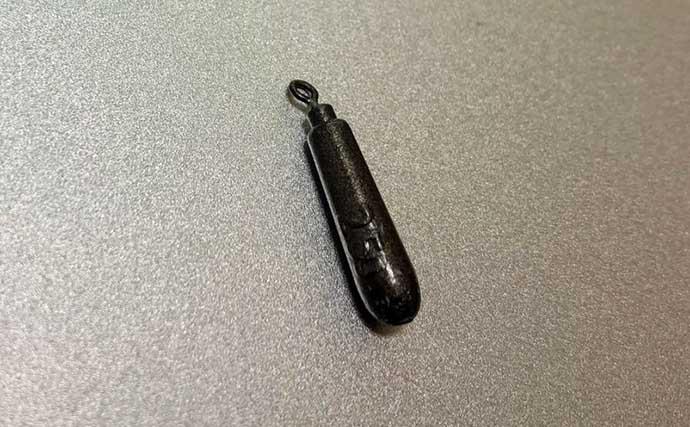 今さら聞けないシンカーのキホン:「タングステン」と「鉛」の違いは?