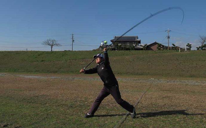 遠投記録保持者が教える『遠くに投げる』コツ:スリークォータースロー