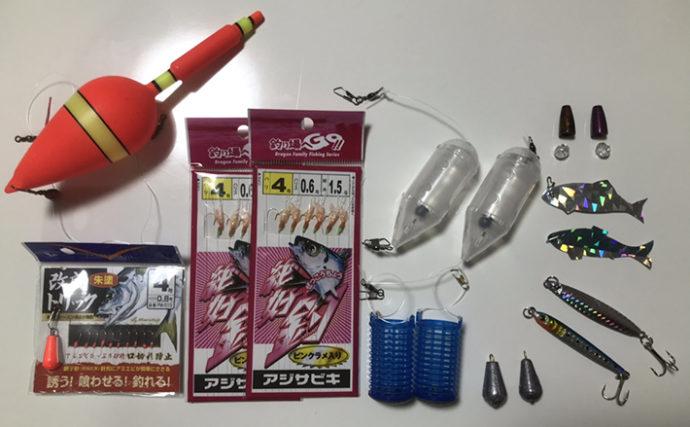 初心者でも簡単「サビキ釣り」釣果向上法 4つの手順を理解しよう