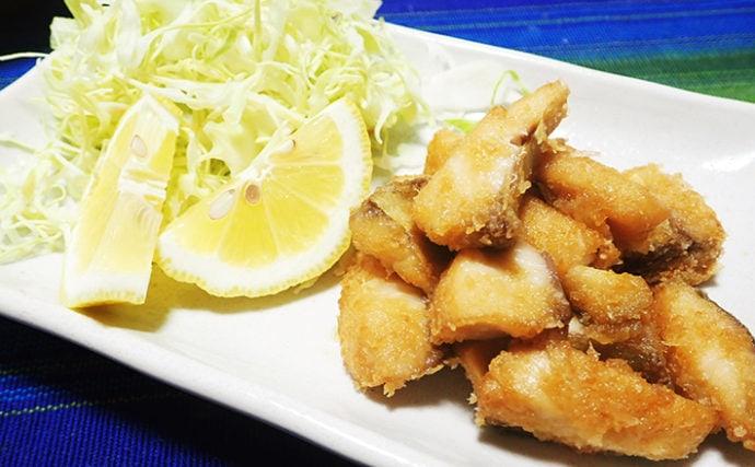 【釣果レシピ】イナダの竜田揚げ 淡白な身だからこそ相性抜群の調理法