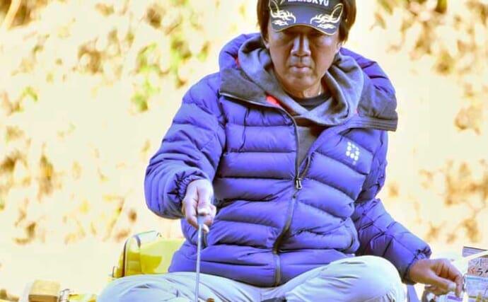 伊藤さとしのプライムフィッシング【固形物の食わせエサ:第1回】