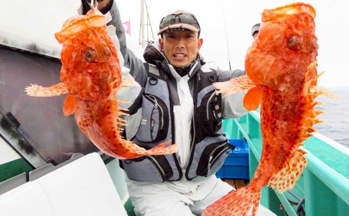 【愛知・三重】沖のエサ釣り最新釣果 泳がせで良型サワラなど青物好調