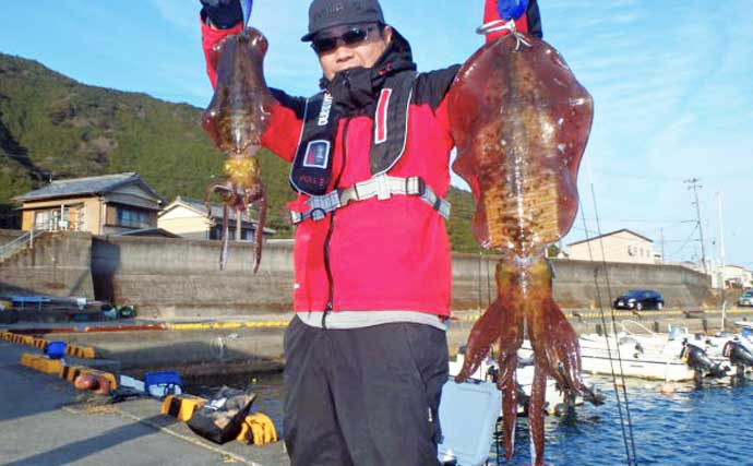 【愛知・三重】オフショアルアー最新釣果 伊勢湾ジギングで大型魚続々