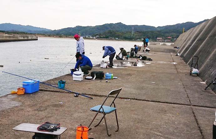 堤防カマスゲームで大釣り達成 2時間で本命「91尾」【福岡・糸島】