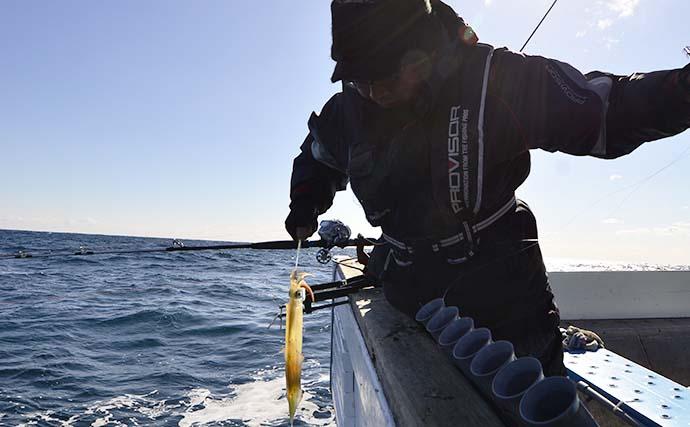 【関東2021】旬を迎えた『ヤリイカ』船釣りの超基本 タックル~釣り方