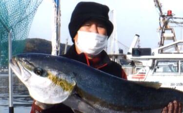 落とし込み釣りで大型魚乱舞 ヒラマサにカンパチにヒラメまで【山口】