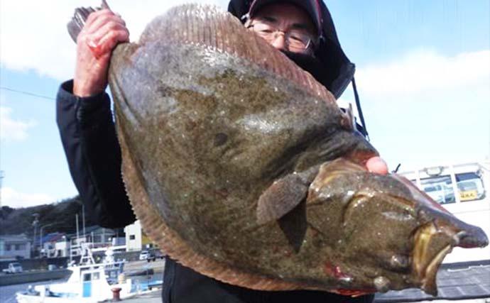 【愛知】沖のエサ釣り最新釣果 泳がせで10kg超「巨大ブリ」浮上