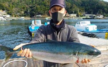 【三重】海上釣り堀最新釣果 良型青物に80cm超え座布団ヒラメも