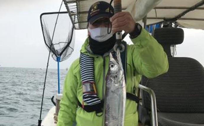 【大分・熊本】沖釣り最新釣果 幻の「シロアマダイ」に大型イサキなど